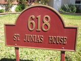 St. Junia's Sign
